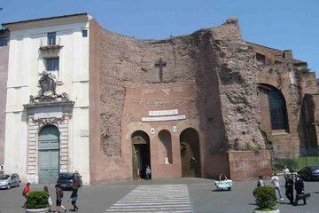 Roma - Bazilica Sf Maria a Ingerilor si Martirilor