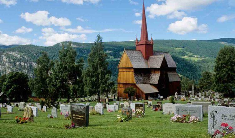 Obiective turistice Ringebu din Norvegia