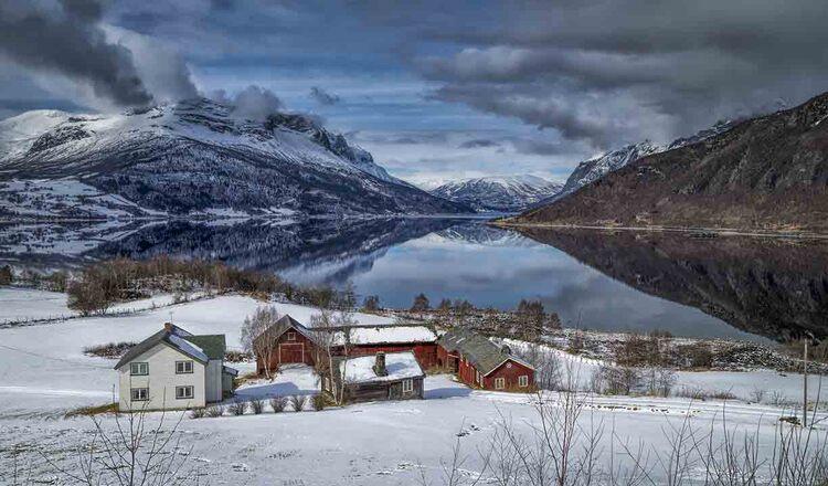 Obiective turistice Valdres si Fagernes din Norvegia