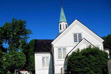 Risor - Den Hellige Ands Kirke