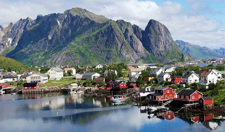 Obiective turistice Grimstad din Norvegia