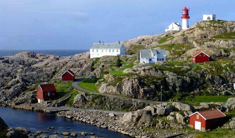 Obiective turistice Lindesnes din Norvegia