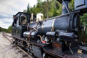 Kristiansand - Setcsdalsbanen Museumsjernbane