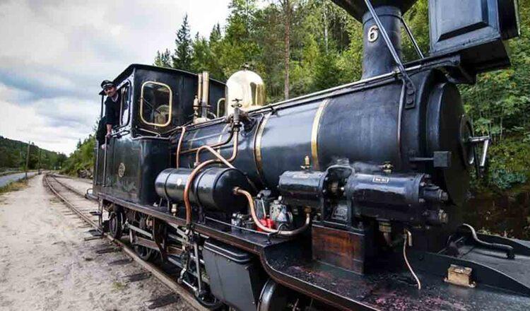Setcsdalsbanen Museumsjernbane