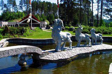 Setesdal - Setesdal Mineralpark