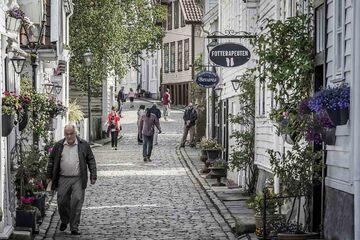 Stavanger - Gamle Stavanger