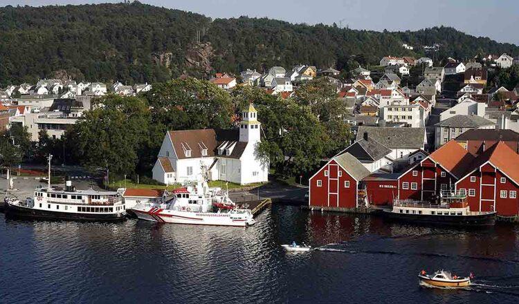Obiective turistice Egersund din Norvegia