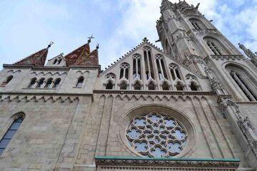 Budapesta - Biserica Matthias