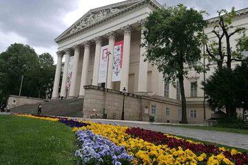 Budapesta - Muzeul National Maghiar