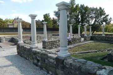 Budapesta - Muzeul Aquincum si Gradina Ruinelor