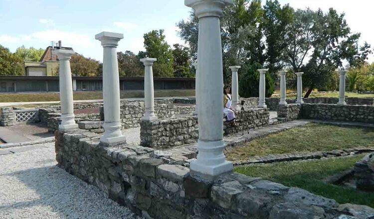 Muzeul Aquincum si Gradina Ruinelor