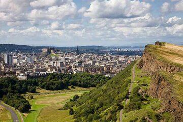 Edinburgh - Scaunul lui Arthur