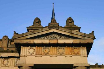Edinburgh - Galeriile Nationale din Scotia
