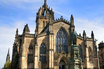 Edinburgh - Catedrala Sf Giles