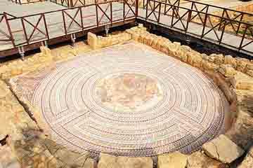 Paphos - Muzeul arheologic