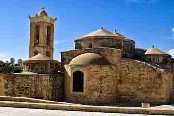 Paphos - Agia Paraskevi