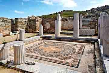 Paphos - Casa lui Dionysus