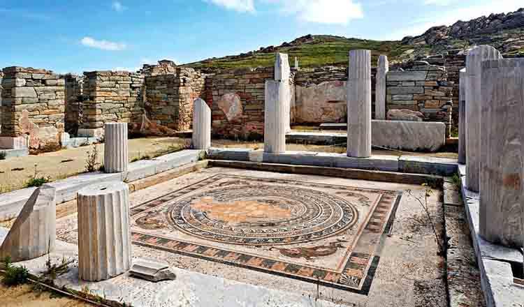 Casa lui Dionysus