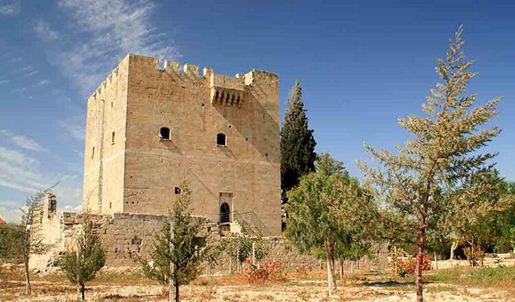 Castelul Kolossi