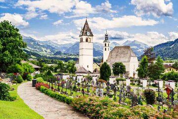 Kitzbuhel - Drumetii si ciclism