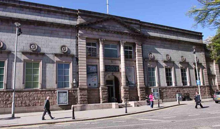 Galeria de Arta Aberdeen