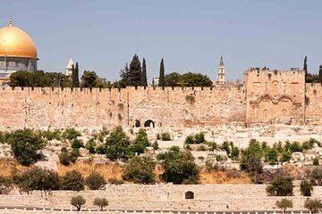 Ierusalim - Peretii orasului vechi