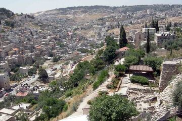 Ierusalim - Valea Kidron