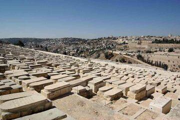 Ierusalim - Muntele Maslinilor