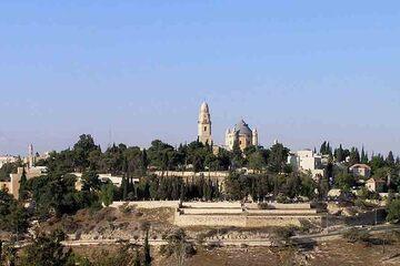 Ierusalim - Muntele Zion