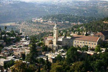 Ierusalim - Ein Kerem si Abu Ghosh