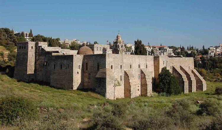 Manastirea Crucii