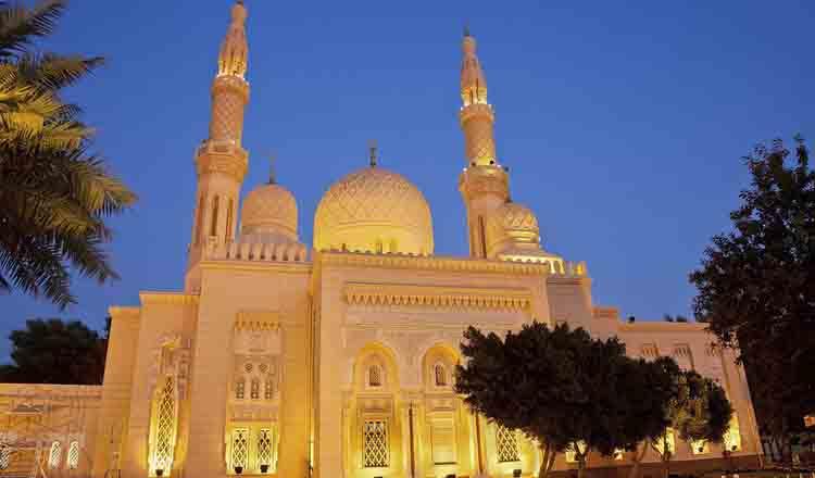 Moscheea Jumeirah