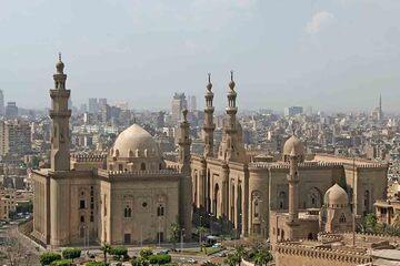 Cairo - Moscheea Sultan Hassan