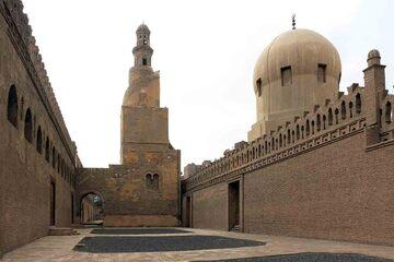 Cairo - Moscheea Ibn Tulun