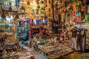 Cairo - Khan el-Khalili (Cartierul Souq)