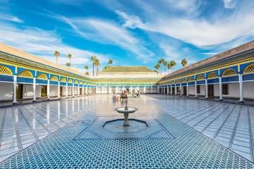 Marrakech - Palatul El Bahia