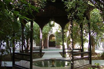 Marrakech - Palais Dar Si Said (Muzeul artelor marocane)