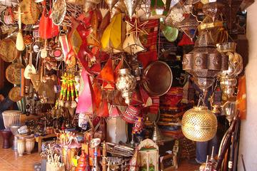 Marrakech - Bazarul (Souk)