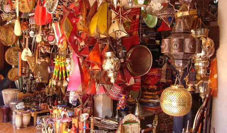 Bazarul (Souk)