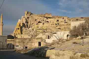 Cappadocia - Satul Cavusin