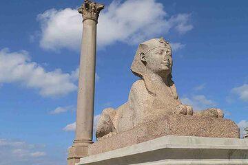 Alexandria - Stalpul lui Pompei