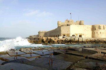 Alexandria - Fort Qaitbey