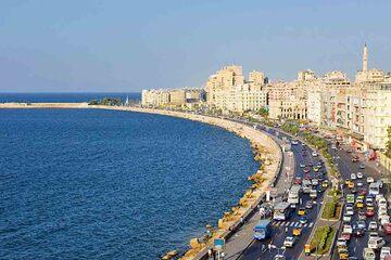 Alexandria - Corniche