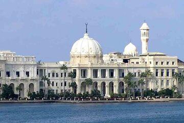 Alexandria - Palatul Ras el-Tin