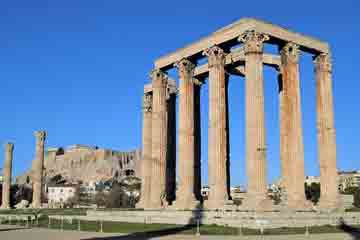 Atena - Templul Olimp