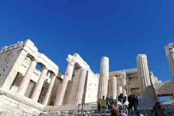 Atena - La sud de Acropole
